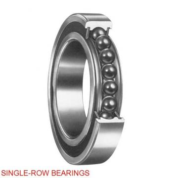 NSK  797/792 SINGLE-ROW BEARINGS