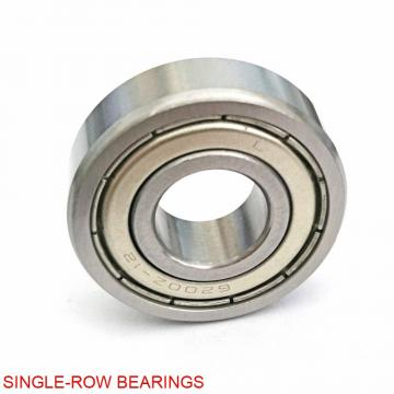NSK  782/772 SINGLE-ROW BEARINGS