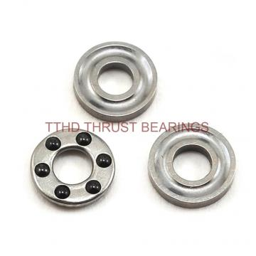 T811 TTHD THRUST BEARINGS
