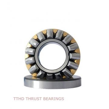 T651 TTHD THRUST BEARINGS