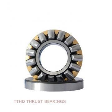 XC760 TTHD THRUST BEARINGS