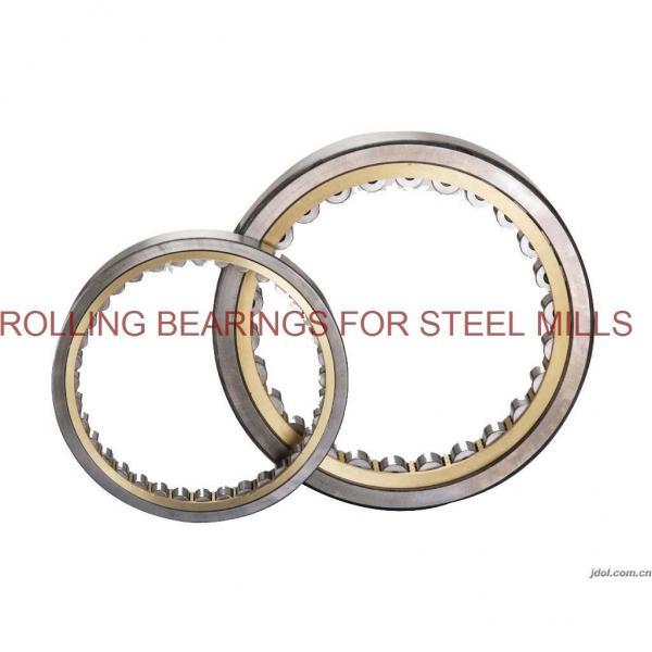 NSK 711KV9151a ROLLING BEARINGS FOR STEEL MILLS #1 image