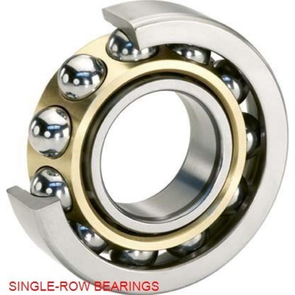 NSK  93800A/93125 SINGLE-ROW BEARINGS #3 image