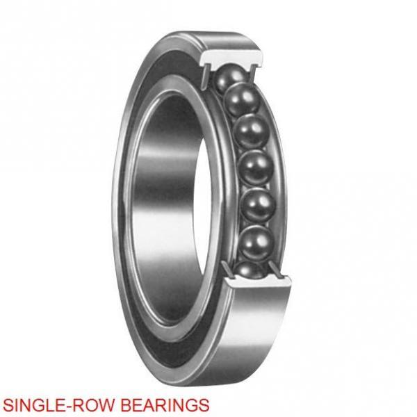 NSK 797/792 SINGLE-ROW BEARINGS #1 image