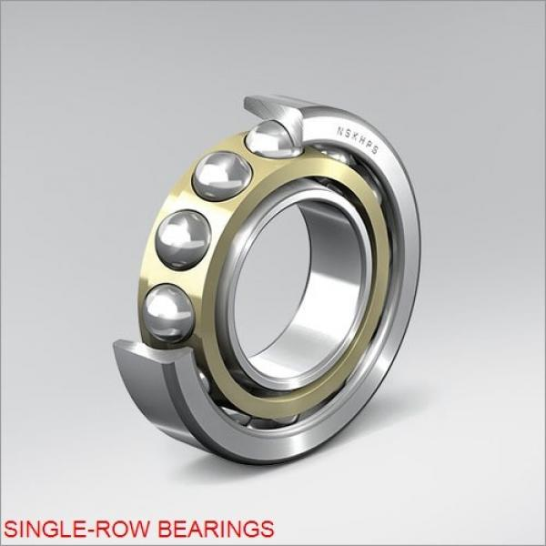 NSK  93800A/93125 SINGLE-ROW BEARINGS #2 image