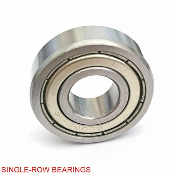 NSK  93800A/93125 SINGLE-ROW BEARINGS #4 image