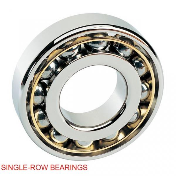 NSK  93800A/93125 SINGLE-ROW BEARINGS #5 image