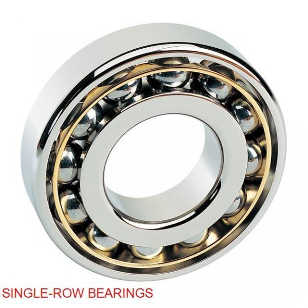 NSK R600-3 SINGLE-ROW BEARINGS #1 image