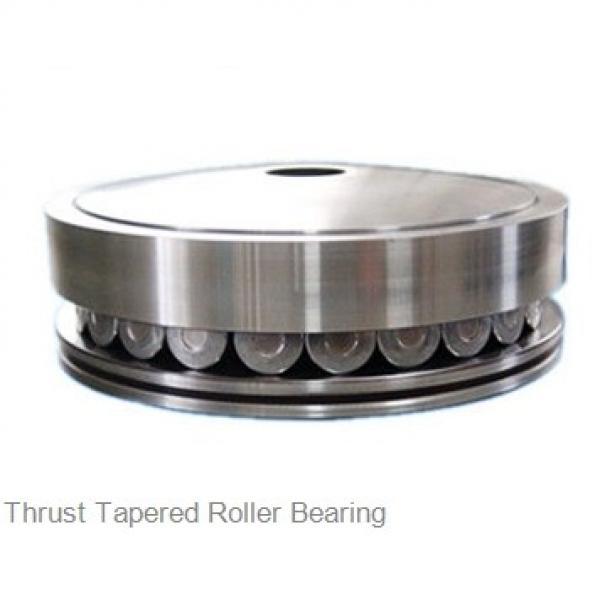 J607073dw J607141 Thrust tapered roller bearing #3 image