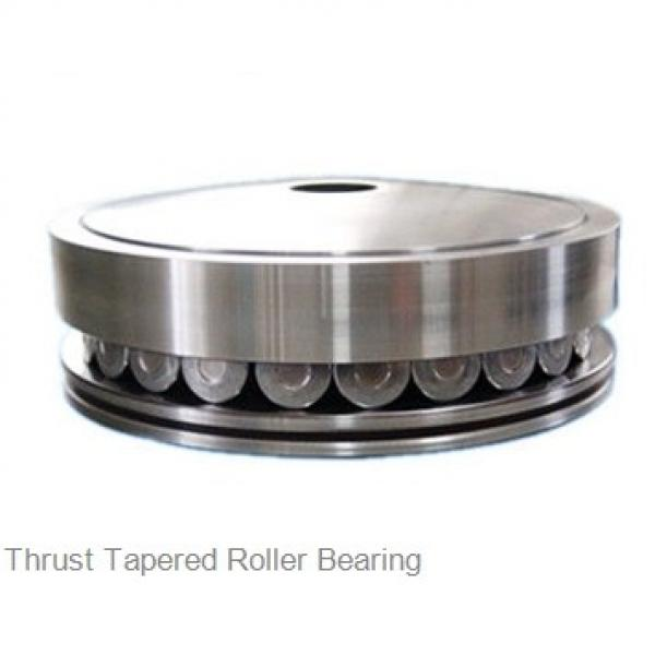 JHH932136dw JHH932119w Thrust tapered roller bearing #2 image
