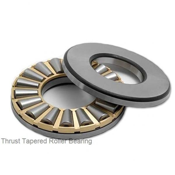 T8010dw Thrust tapered roller bearing #1 image
