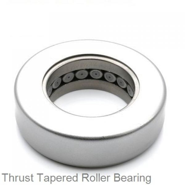 T8010dw Thrust tapered roller bearing #3 image