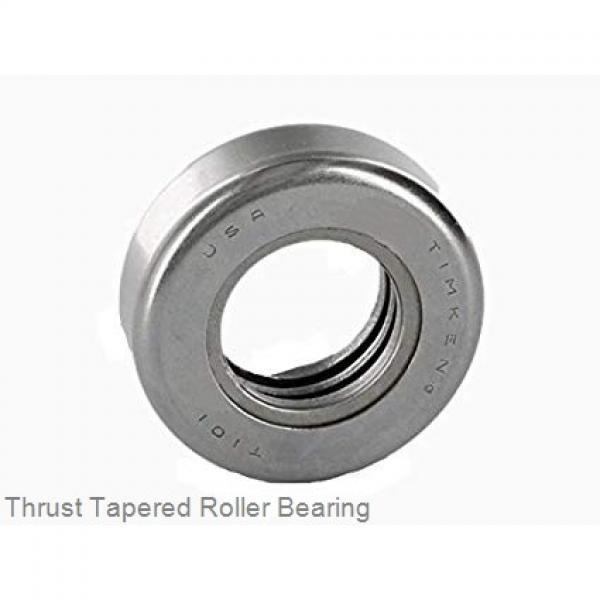 Jm969242dw Jm969211 Thrust tapered roller bearing #4 image
