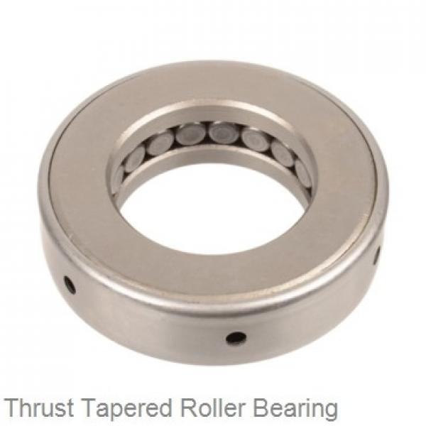 Hm252340dw Hm252315 Thrust tapered roller bearing #5 image