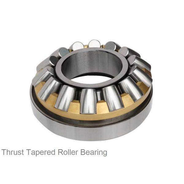 T8010dw Thrust tapered roller bearing #4 image