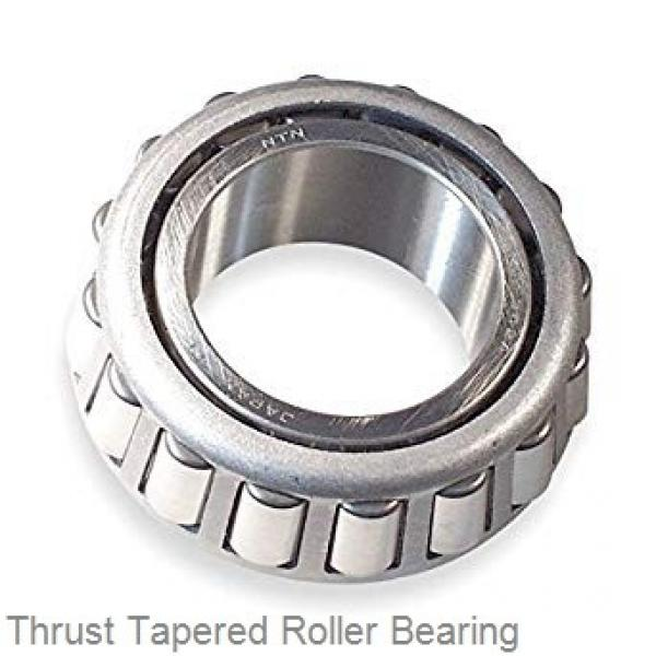 Hm252340dw Hm252315 Thrust tapered roller bearing #2 image