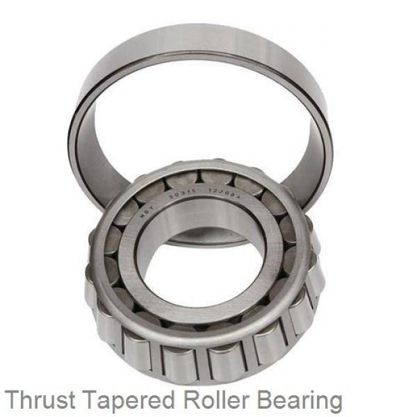 T12100 Thrust tapered roller bearing #4 image