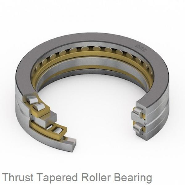JHH932136dw JHH932119w Thrust tapered roller bearing #4 image