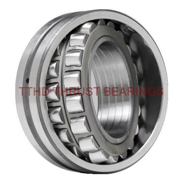 T651 TTHD THRUST BEARINGS #1 image