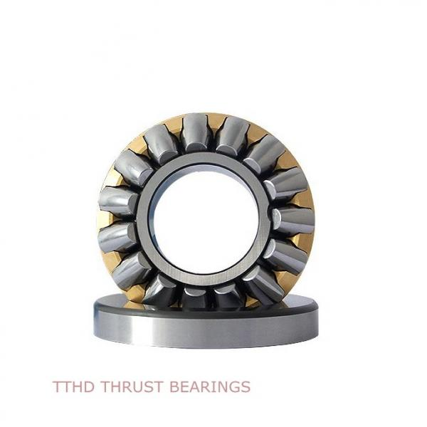 T661 TTHD THRUST BEARINGS #1 image