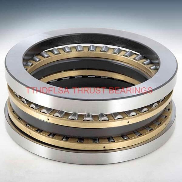 B–8073–C TTHDFLSA THRUST BEARINGS #3 image