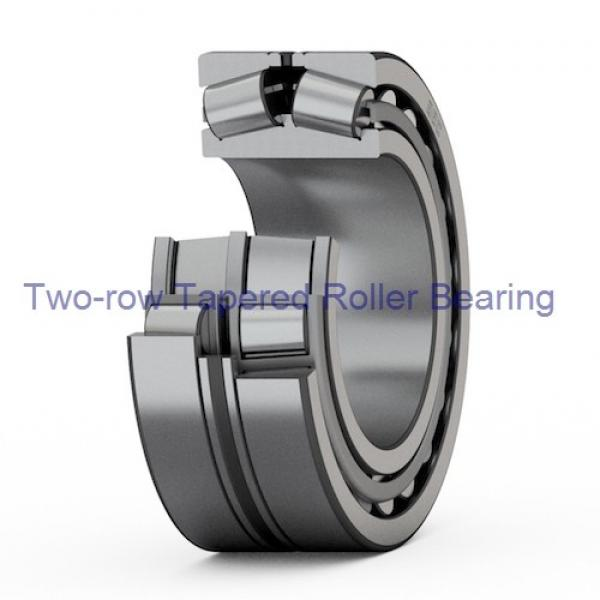 Hm266449Td Hm266410 Two-row tapered roller bearing #4 image