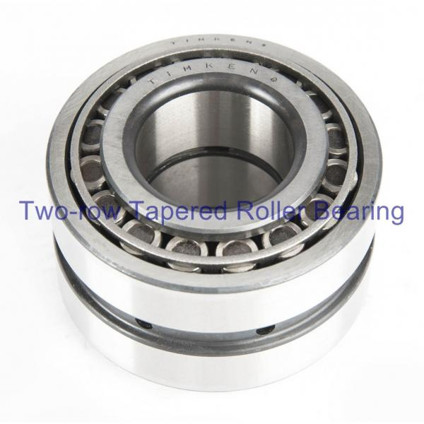 Hm262749Td Hm262710 Two-row tapered roller bearing #4 image